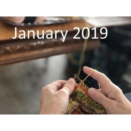 Beginner Knitting - January 2019 (Saturdays @ 10:30 am)