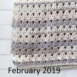 Beginner Crochet Class w/Mary Ann - February (Tuesdays @ 6:45 pm)