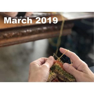 Ron Roberts Beginner Knitting - March Saturdays @ 10:30am