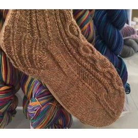 Class - Sock - Heels and Toes w/Ron - February 9th & 16th @ 2:30 pm
