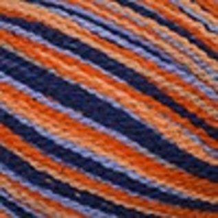 Cascade Fixation Spray-Dyed Effects - 9020 Orange & Blue