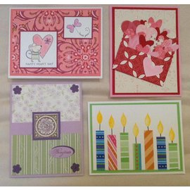 Class - Card Making - Friday, March 22nd @ 5:30pm