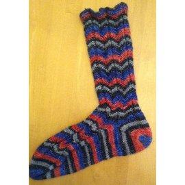 Self-Striping Socks  w/Ron Roberts