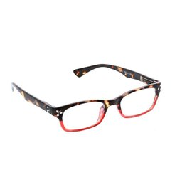 Peepers Meggie - Red/Tortoise 2.25