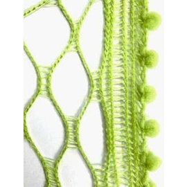 Knitting Fever KFI Rozio - 2 Lime Green
