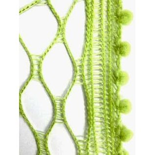 Knitting Fever KFI Rozio - 2 Lime Green