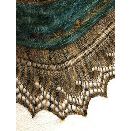 Enchantment Shawl - Project Class w/Ron March 6, 20, April 3, 17 @ 3:00pm
