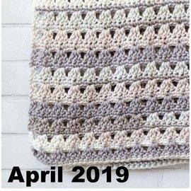 Class - Beginner Crochet w/Mary Ann - April