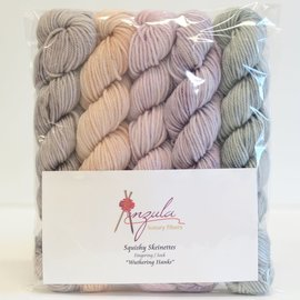 Anzula Squishy Skeinette Pack - Wuthering Hanks