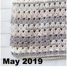 Beginner Crochet  - May 7, 14, 21 & 28 @ 9:00 am