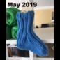 Class - Beginner Sock - May 7, 14, 21, & 28 at 3:00
