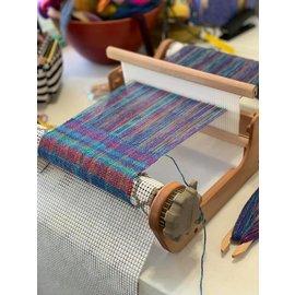 Margaret Ann McCormick Class - Weaving 101