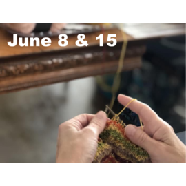Class - Beginner Knitting - Saturdays, June 8 & 15