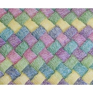 Class - Introduction to Entrelac - June 14 & 21 at 10:30AM