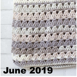 Class - Beginner Crochet w/Mary Ann - June 4, 11, 18 & 21