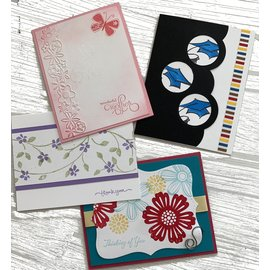 Class - Card Making - Friday, June 28 @ 5:30pm