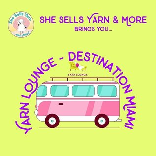 Yarn Lounge - Destination Miami - June 8th