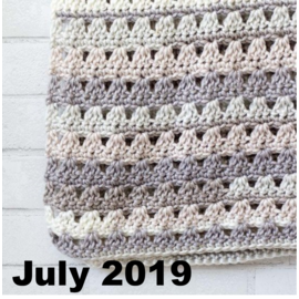 Beginner Crochet w/Mary Ann - July 2, 9, 16, 23