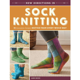 "Interweave Sock Knitting - ""From Every Which Way"""