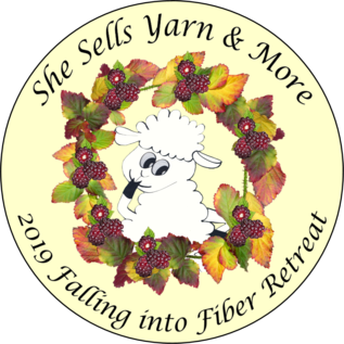 2019 Falling into Fiber Retreat (Option 2) - Oct 24 - Oct 28 (2nd Payment)