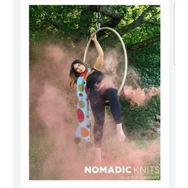 Nomadic Knits Issue 5 - Vermont