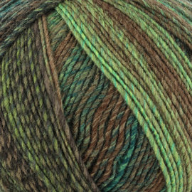 Sirdar Jewelspun Aran - 845 Golden Green
