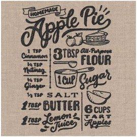 Wuthering Sheep Sock Sack Medium - Apple Pie Recipe