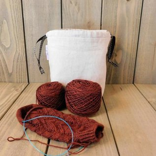 Wuthering Sheep Sock Sack - Knitting Ballerina