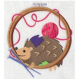 Wuthering Sheep Sock Sack - Hoop It Up - Hegehog