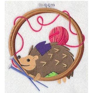 Wuthering Sheep Sock Sack - Hoop It Up - Hegehog