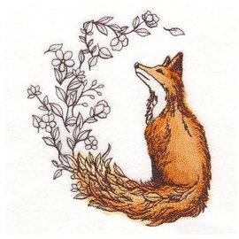 Wuthering Sheep Sock Sack - Flower-Tailed Fox