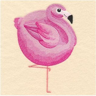 Wuthering Sheep Sock Sack Medium - Roly-Poly Flamingo