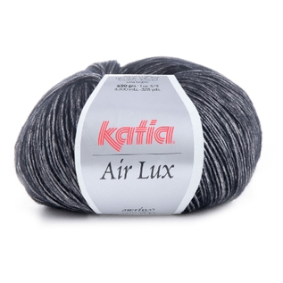 Katia Air Lux - 61 Charcoal