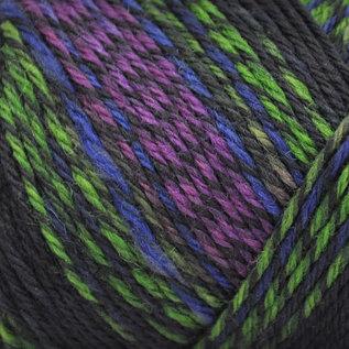 Brown Sheep Wildfoote Sock - 750 Scottish Lavendar Fields Handpaint