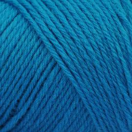 Brown Sheep Wildfoote Sock - 53 Blue Bird