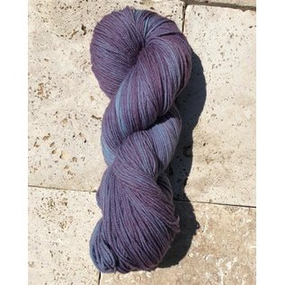 Beach Bunny Yarns Skinny Beach - Purple Sea Fan