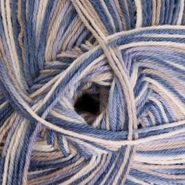Ashford  Wheels and Looms Mackenzie 4 Ply - 619 Wedgewood Random