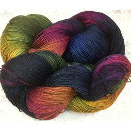 Great Adirondack Yarn Co Great Adirondack Silky Sock Zulu II