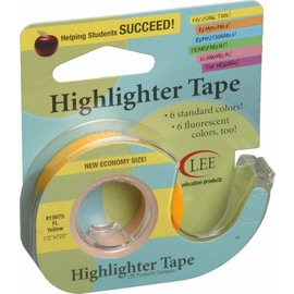 Lee Highlighter Tape - Yellow