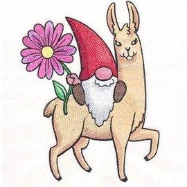 Wuthering Sheep Sock Sack Medium - Gnome-adic Llama