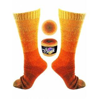 Knitting Fever Painted Sock - 110 Samoa Sunset