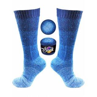 Knitting Fever Painted Sock - 101 Aruba Blues