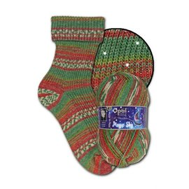 Zwerger Garn Opal Sock - Magic Sky 9803 - Shooting Star