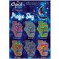 Zwerger Garn Opal Sock - Magic Sky 9800 - Solar Wind