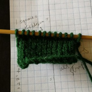Gauge  - A Knitter's Knowledge Workshop Jan 16th @ 2:00 PM