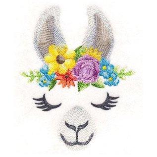 Wuthering Sheep Sock Sack Large - Enchanting Llama