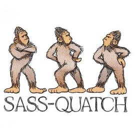 Wuthering Sheep Sock Sack Large - Sass-quatch