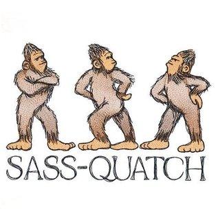 Wuthering Sheep Sock Sack Large - Sass-quatch