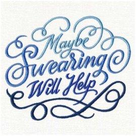 Wuthering Sheep Sock Sack - Maybe Swearing Will Help