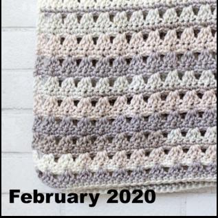 Beginner Crochet  - February 4, 11, 18, 25  @ 1pm